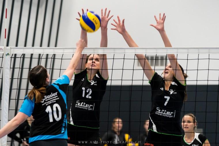 VBC Wittenbach Damen 1. Liga