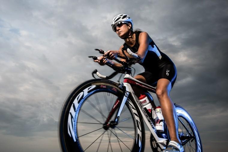 Triathlon by Sabrina Mohn